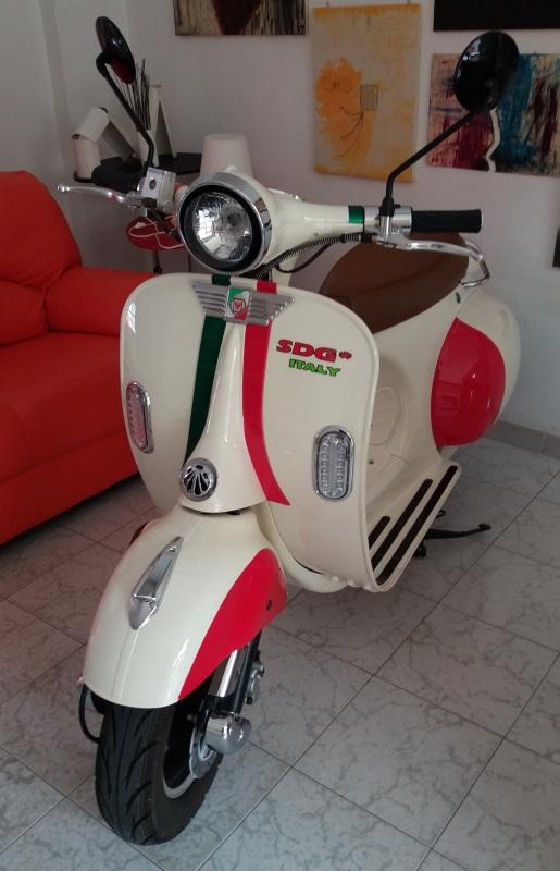 scooter elettrico sdg